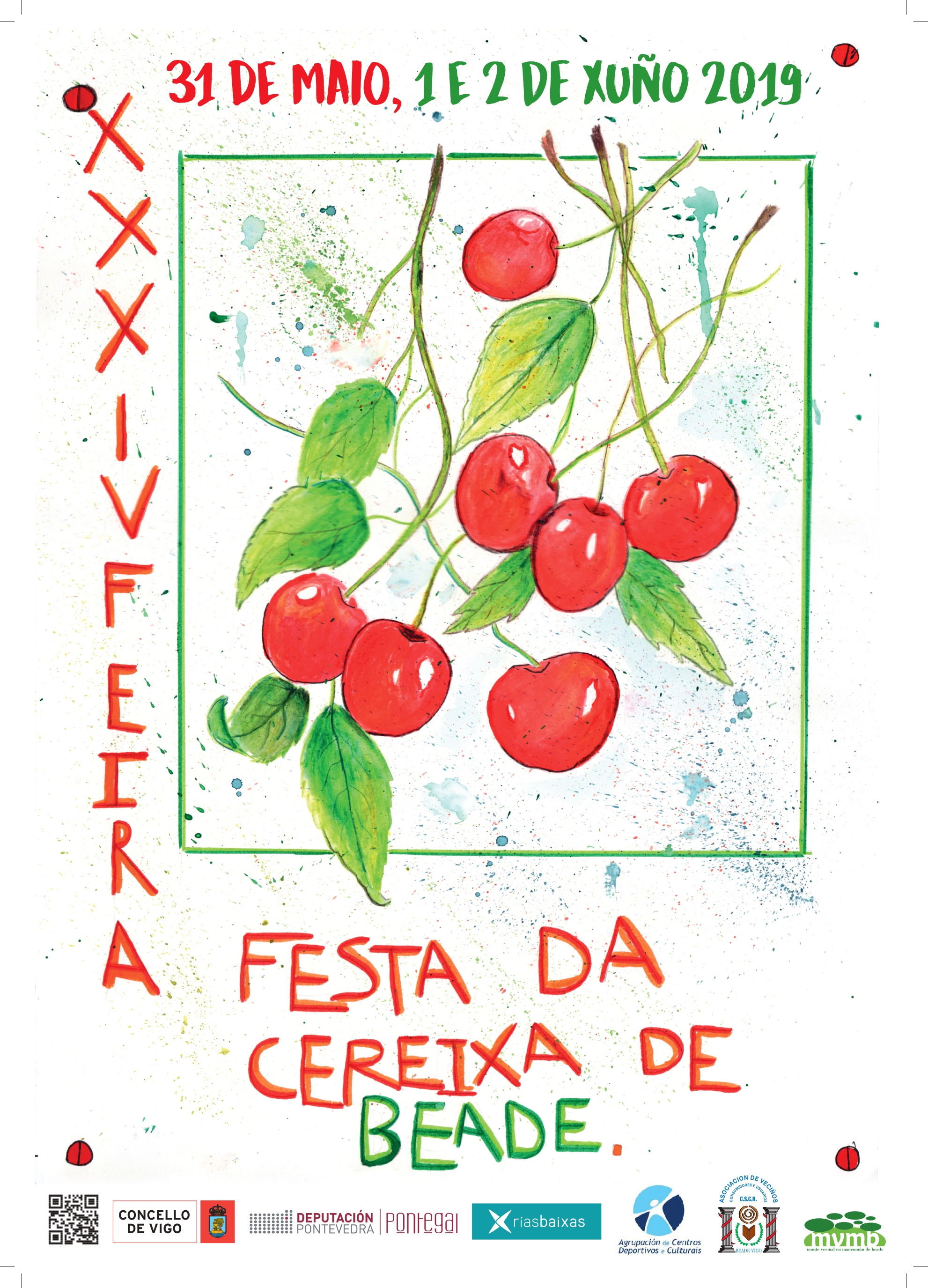 cartel cereza